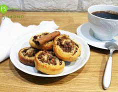 Recept na mandlové šneky s jablky a skořicí » Paleo snadno