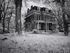 McPike Mansion was built in 1869 by Henry McPike who was the mayor. It has been abandoned since the 50's. It is being slowly restored by the owners. www.mcpikemansion.com. This house is famous for being haunted with up to 11 ghosts. Its been on several T.V. shows and been investigated by numerous paranormal groups who have found the hauntings to be authentic. by florence