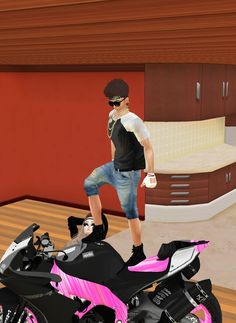 Captured Inside IMVU - Joijjjjjjjn the Fun!