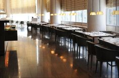 Armani Hotel Dubai (Armani Mediterraneo) Armani Hotel Dubai, Conference Room, Table, Furniture, Home Decor, Decoration Home, Room Decor, Tables, Home Furnishings