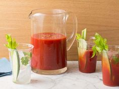 Pitcher of Bloody Marys