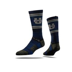 Stridelines are designed to embody the look, feel, and tradition of Sporting KC. This Blue the Dog Navy Socks features sweat-wicking fibers, select terry pads, Strideline Socks, Navy Socks, Crew Socks, University Of Connecticut, Villanova University, Gonzaga University, Marquette University, Villanova Wildcats, Georgetown University