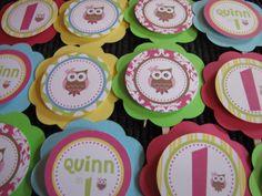 http://www.etsy.com/listing/79416027/preppy-owl-theme-birthday-cupcake-picks?ref=sc_4