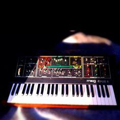 Moog Opus 3!