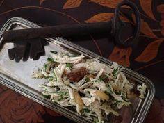 pollo alla gonzaghesca aromatizzato al limone con pollo pinoli uvetta - italian food, love italy