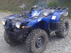 Quad Yamaha Grizzly 450 MAGA