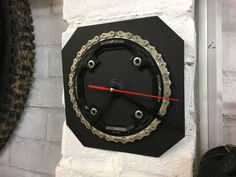 Mtb chainring clock raceface