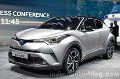 #Toyota #CHR to make Spanish debut at Madrid Auto 2016
