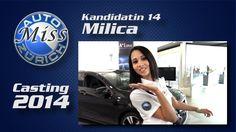 Miss Auto Zürich 2014 - 14 Milica - Die Kandidatinnen nach dem Casting im Interview! Misswahl auf der Auto Zürich Car Show.  Mehr Infos: http://motorsandgirls.com/2014/10/13/miss-auto-zurich-2014-alle-girls-im-interview/
