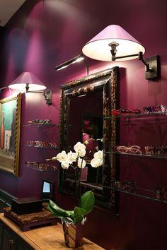 Lafont Boutique rue Vignon Paris - Eyestylist