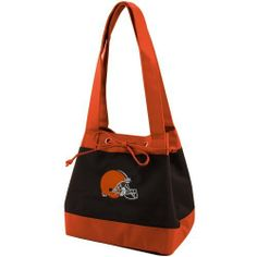 Cleveland Browns Insulated Tailgate Tote: Lunch Bag by Charm 14. $29.95. Show your love for your team with this insulated Cleveland Browns Tailgate Tote! Be Eco-Friendly by reusing this utility lunch bag. Keep your tailgate lunch hot or your drinks cold with this fully insulated bag. Comes roomy with a flat bottom offering plenty of space for food, snacks, drinks and utensils. Features a fashionable draw string closure and long straps that can be worn over the ...