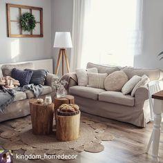 Poduszka pleciona, lampa, ozdoba na ścianę Fall Decor, Ottoman, Couch, Throw Pillows, Photo And Video, Chair, Bed, Furniture, Beautiful