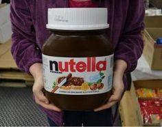 Giant 11lb Tub Of Nutella | $69.00