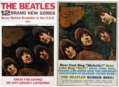 Beatles Albums, Beatles Art, The Beatles, Rubber Soul Beatles, Material World, News Songs, Concerts, Magazines, Awards