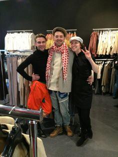 13.1.2014 Lager Ausverkauf bei Herr von Eden in Berlin Mitte | Gregor Marvel