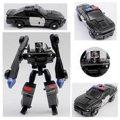 Trasformazione Autobot Robot Veicolo Guardia Ragazzi Bambini Action Figures Toy Gift