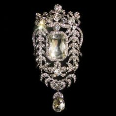 The Imperial Russian Diamond Brooch