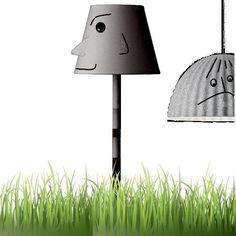 Steh Lampe -