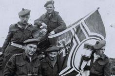 Cape Breton Highlanders after their success at the Delfzijl Pocket, Netherlands Royal Canadian Navy, Canadian Army, British Army, Troops, Soldiers, Highlands Warrior, Army Infantry, Cape Breton, Highlanders