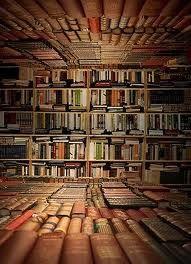 own a room full of books