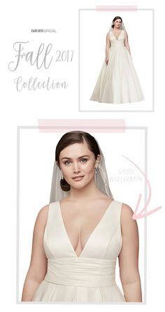 be84809d6f5af The Best Wedding Dress Styles for Every Body Type!
