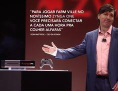 Don Mattrick @ Zynga