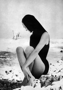 Lillian Bassman, Harper's Bazaar, 1954