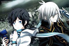 Hibiki and Yamato