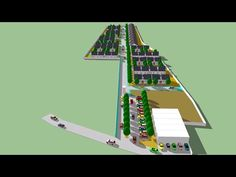 Sebuah kawasan baru atau lahan baru yang akan dibangunkan fungsi-fungsi bangunan diatasnya perlu perancangan tapak, karena banyak hal yang h... Ladder, How To Plan, House, Stairway, Home, Ladders, Homes, Houses