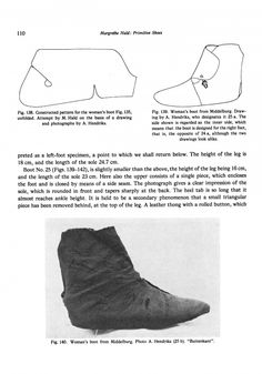 Construction Pattern Women's Boot Middelburg - Primitive Shoes by Margrethe Hald