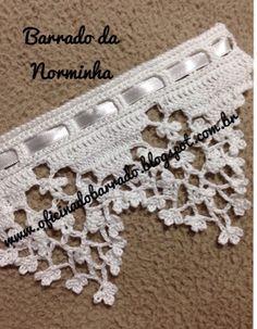 Croche - A nice Barred
