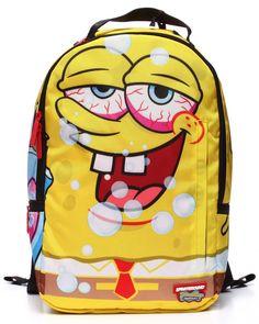 Sprayground Backpack - Spongebob Partypants