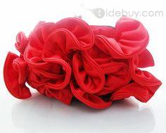 Fabulous Floral Silk Evening Handbags/Wedding Handbags(4Colors) : Tidebuy.com