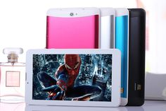 The most novel tablet android 4.4 7 inch tablet 3G free shipping#free shipping#Computer Hardware & Software