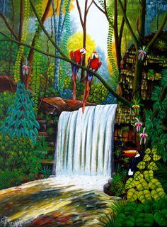 .:: Pinturas Efrain Rengifo ::. Pinturas, lienzos, cuadros, oleos, arte contemporaneo, costumbrista, marqueteria.