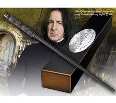 NOBLE COLLECTION Harry Potter - Bacchetta del Professor Severus Piton