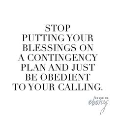 There are no contingencies with God.  #branding #brand #brandmeebony