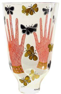 1936 Fornasetti Vase