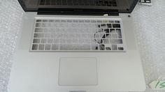 MacBook Pro (15-inch, Unibody) Liquid Damage Repair