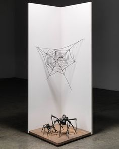 Louise Bourgeois. Spider Home. 2003
