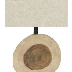 Safavieh Forester Natural Wood Indoor Lamp | Overstock.com Shopping - Great Deals on Safavieh Table Lamps