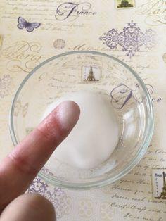 Exfoliante de bicarbonato
