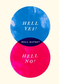 hell maybe!
