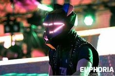 @OfficialBTSM at Euphoria Music Festival now catch them at The Garden April 30th! by loudandproudpresents