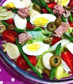 Salada Niçoise | Blog Figos & Funghis