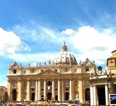Piazza di San Pietro- Rome