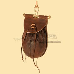15th Century Purse | girdle purse century 14th 15th century material veg tanned leather 2mm ...