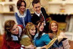 """Οι """"Μικρές Κυρίες"""" της Λουϊζα Μέι Άλκοτ είναι ένα απo τα αριστουργήματα της παγκόσμιας παιδικής λογοτεχνίας. Είναι και ένα από …"""