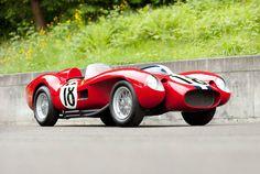 Ferrari 250 Testarossa (1957) : 12,4 millions $ (9,3 millions €)