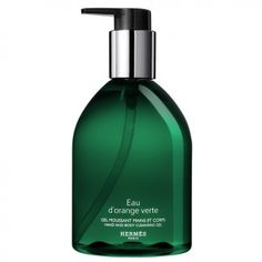 Hermès Eau d'Orange Verte hand and body wash